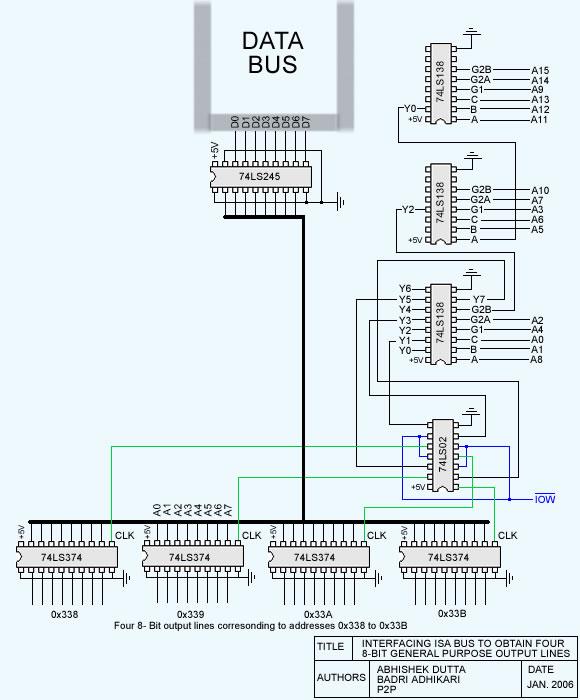 Logic Diagram Isa Wiring Diagram